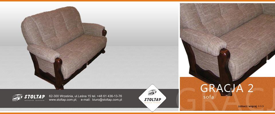 Sofa Gracja 2