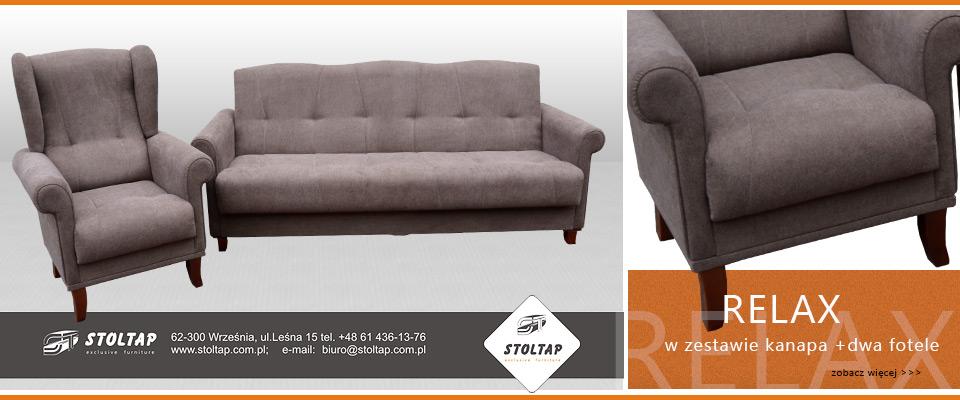 Zestaw Relax z kanapą 3
